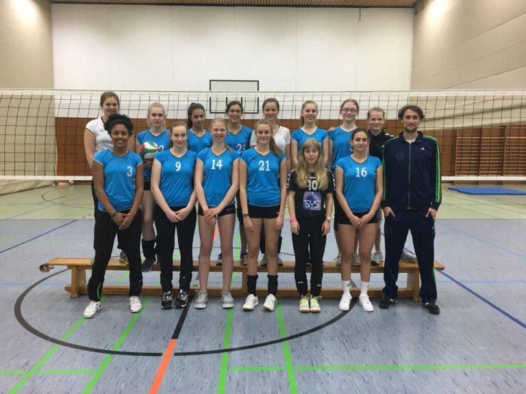 2. Damen Bezirksliga