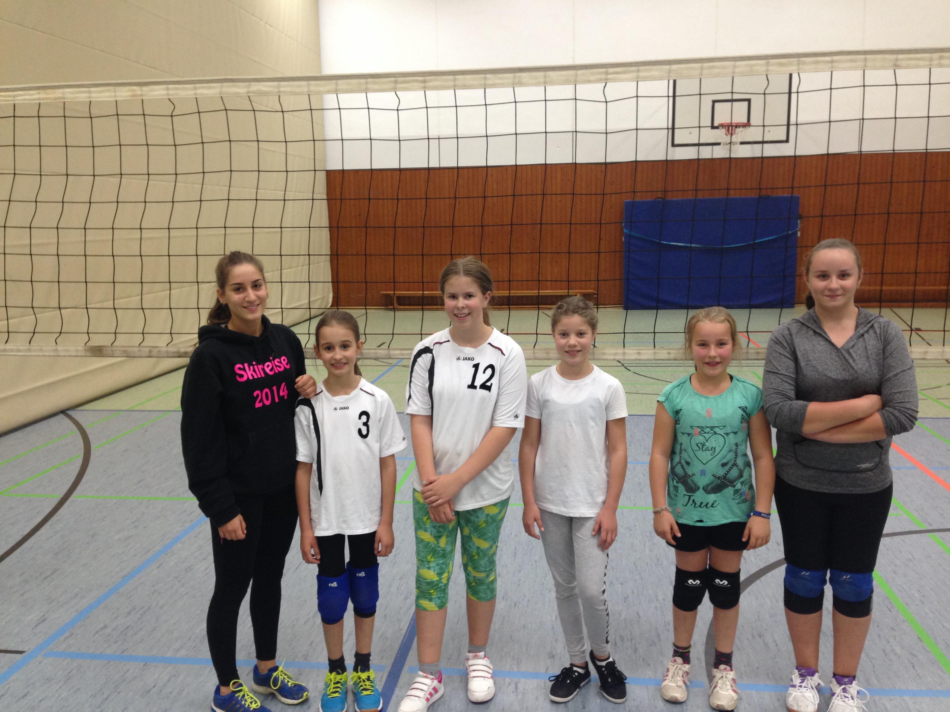 Mädchen U12 + U13